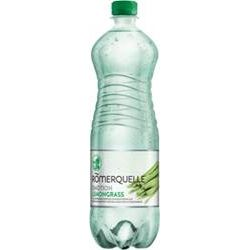 Römerquelle Mineralwasser Emotion Lemongras 6 x 1 ltr.