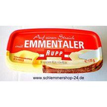Rupp Emmentaler Schmelzkäsezubereitung