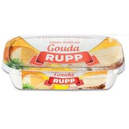 Rupp Schmelzkäsezubereitung mit 25% Gouda