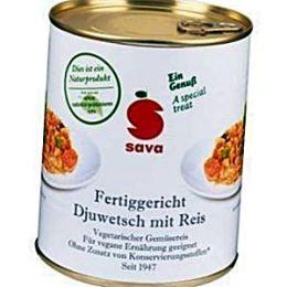 SAVA - Sarma vegetarische Krautwickel - 850ml