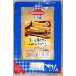 Schärdinger 3 Käse Aufschnitt 150g
