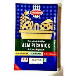 Schärdinger Alm Picknick 3-Käse-Aufschnitt