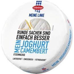 Schärdinger Meine Linie Joghurt Camembert 30% Fett i. Tr. 250 g
