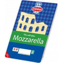 Schärdinger Mozzarella in Scheiben