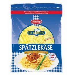 Schärdinger Spätzle Käse fein-würzig 200g