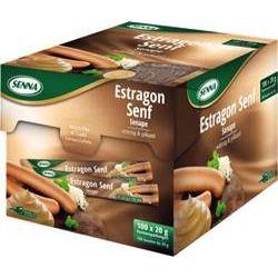 Senna Estragon Senf Portionen 100x20g