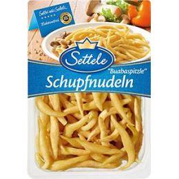 "Settele Schupfnudeln ""Buabaspitzle"" 500g"