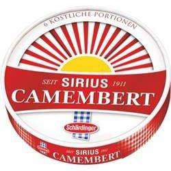 Sirius Camembert 300g