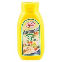 Spak Mayonnaise 50% Fett 500 ml