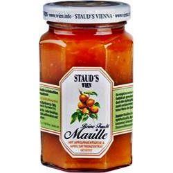 Staud´s Marille - reine Frucht, gesüßt mit Apfelsaft