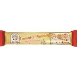 Tante Fanny frischer Croissant- & Plunderteig