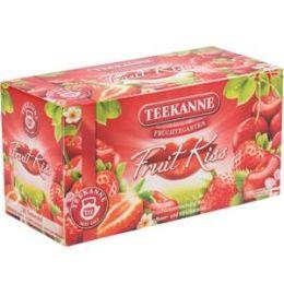 Teekanne Früchtegarten Früchte Kuss 20 er