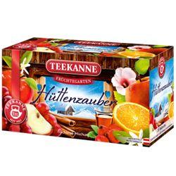 Teekanne Früchtegarten Hüttenzauber