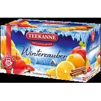 Teekanne Früchtegarten Winterzauber Früchteteemischung