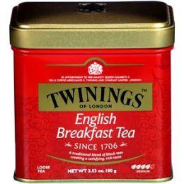 Twinings of London English Breakfast Tea 100g