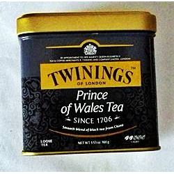 Twinings of London Prince of Wales Tea  100g Schwarzer Tee