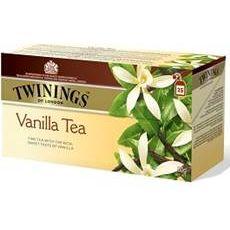 Twinings Tea of London Vanilla 25 Teebeutel