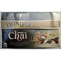 Twinings Vanilla Chai Schwarztee