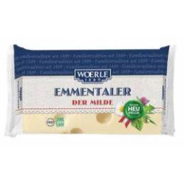 Woerle Emmentaler - Der Milde 500g