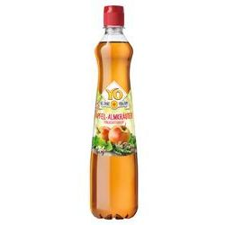 Yo Fruchtsirup Apfel Almkräuter 0,7 ltr.