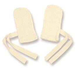 Neurodermitis Handschuhe aus reiner Baumwolle