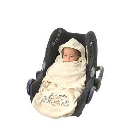 Sommer Einhülldecke für alle gängigen Babyschalen