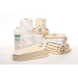 Stoffwindel-Paket 1 Ergänzung zum Schnupperpaket Stoffwindeln