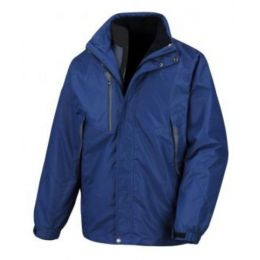 3-in-1 Aspen Jacket French Navy/French Navy 4XL