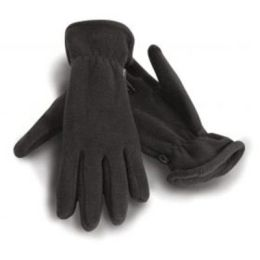 Active Fleece Handschuhe Charcoal M