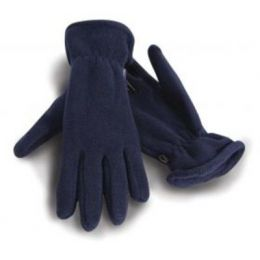 Active Fleece Handschuhe Navy L