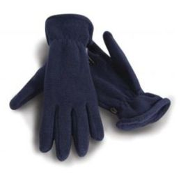 Active Fleece Handschuhe Navy M