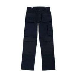 Advanced Workwear Trousers Navy 44""