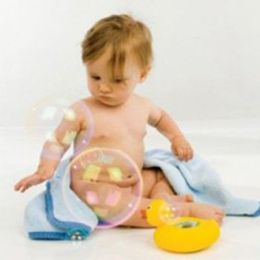 Badethermometer Babyente TopCom 200