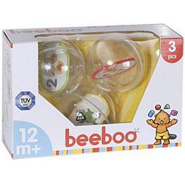 beeboo Baby Badekugeln, 3 Stück, 1 Set