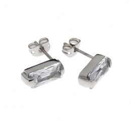 Damenohrringe, Damen Ohrringe - Ohrstecker, Ohrhänger mit Geschenkbox