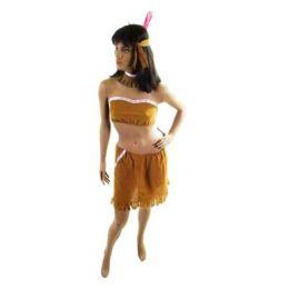 Fasching Karneval Indianerin