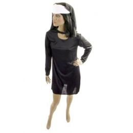 Fasching Karneval Sexy Nonne
