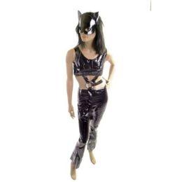 Fasching Karneval Sexy Wildcat (Latex)