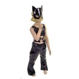 Fasching Karneval Wild-Katze (Latex)