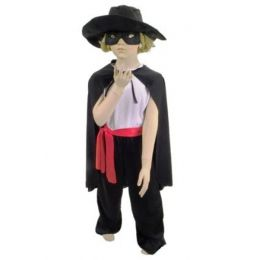 Fasching Karneval Zorro