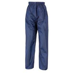 Junior StormDri Trousers Navy M (7-8)