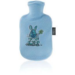 Kinder Wärmflasche blau