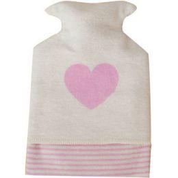 Kinderwärmflasche 0,8l Herz