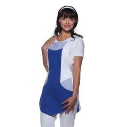 Ladies Kasack Laila Blue I (S/M)