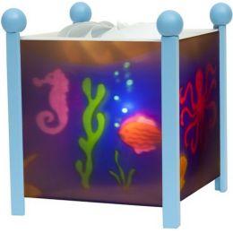 Magische Laterne Meer - Blau 12V