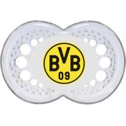 MAM Borussia Dortmund, Silikon, 6-16 Monate, 2 Stück