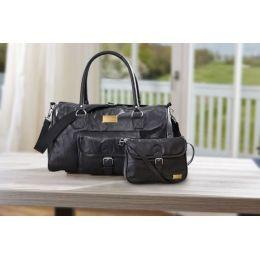 Reisetasche mit Handtasche 2er Set