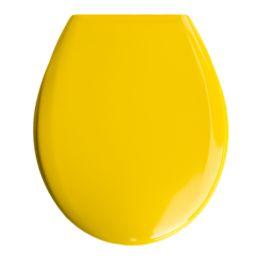 Toilettensitz Duroplast - Arizona gelb