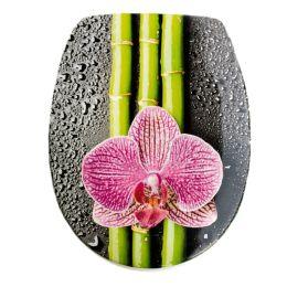 Toilettensitz mit Absenkautomatik - Ohajo Orhidea C5