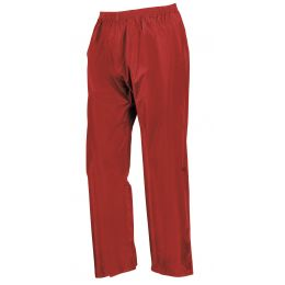 Weatherguard Schlechtwetter-Anzug Red 2XL